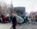Kayseri'de patlama: 13 asker yaşamını yitirdi