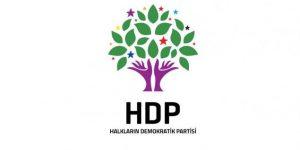 HDP'den Kayseri'deki saldırıya kınama
