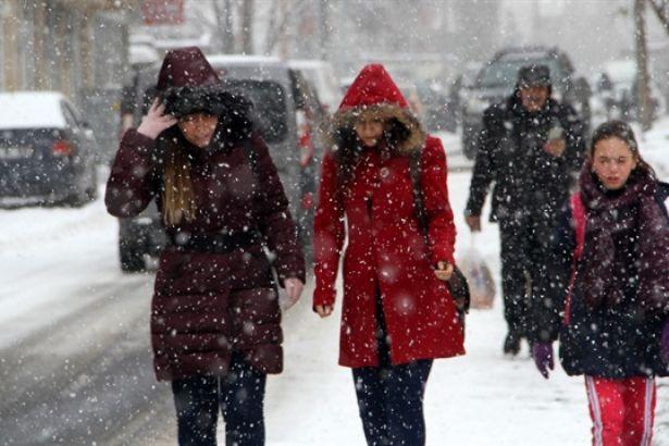 Meteorolojiden 26 il için kar ve yağmur uyarısı