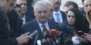 Başbakan CHP'nin restini göremedi