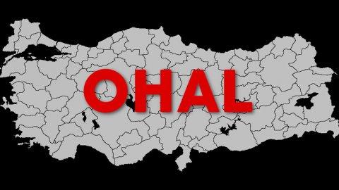 3 ay daha uzatılan OHAL'de bilanço ne?