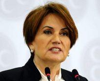 Meral Akşener AYM'ye başvurdu!