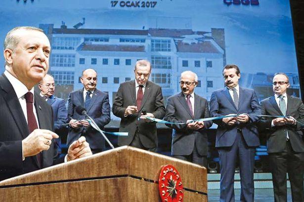 Erdoğan'dan patronlara açık çek!