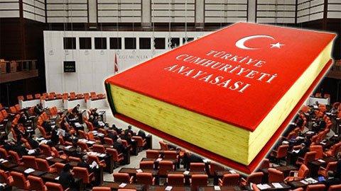 Meclis'te Anayasa maratonu başlıyor