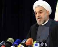 Ruhani: Terörü ortadan kaldırmazsak.