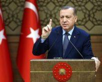 Erdoğan yine CHP'ye çattı