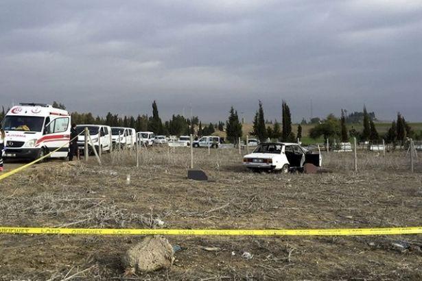 Adana'da 3 erkeğin cansız bedeni bulundu