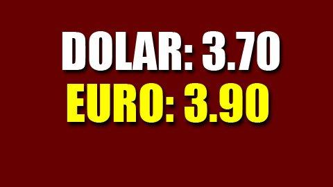 Dolar ve euro tarihi rekorunu kırdı!