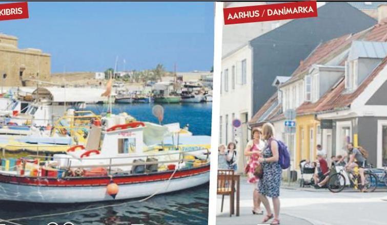 Kültür başkentleri ziyaretçilere hazır