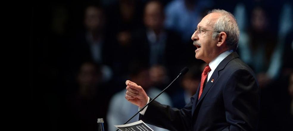 Kılıçdaroğlu: TIR'lardaki silahlar Türkiye'ye döndü
