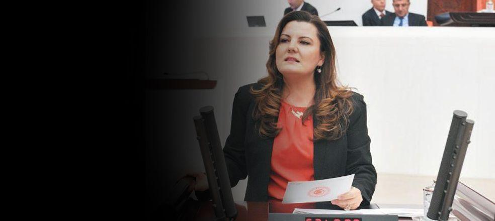 CHP'li Hürriyet: Kadına şiddetin kaynağı Meclis ve hükümettir