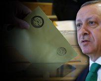Cumhurbaşkanı Erdoğan'ı üzecek 'Partili başkanlık' anketi