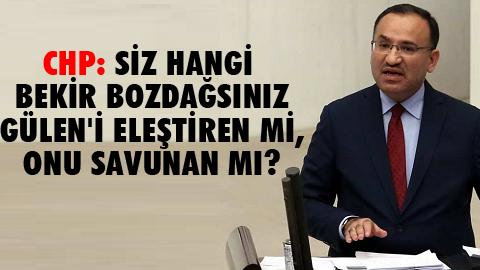 Atatürk ve İnönü örneği Meclis'i karıştırdı