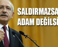CHP lideri: İstifa edeceksin