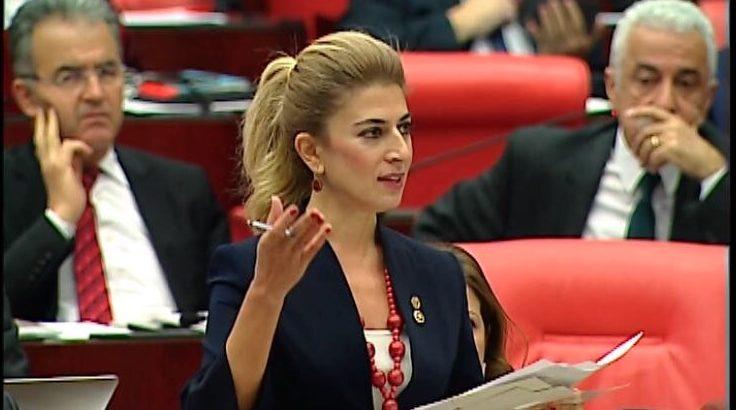 """Didem Engin; """"AKP bu vurdumduymazlığı devam ettiremez"""""""