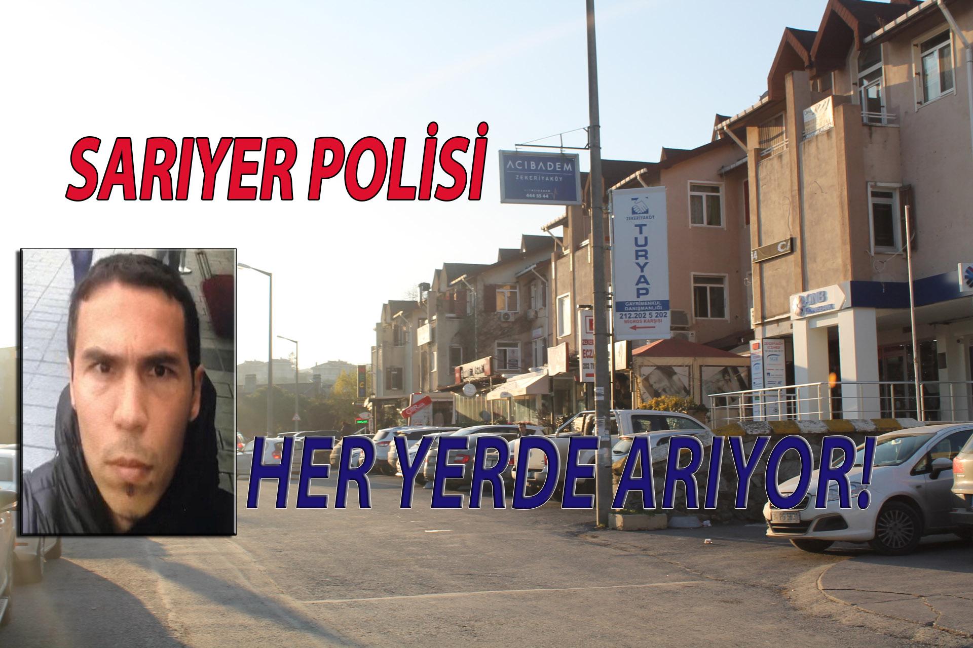 Zekeriyaköy'de haraketli saatler.