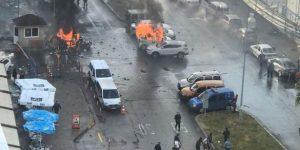 İzmir'deki saldırı üstlenildi!