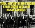 'Meclis 1924'te daha demokrattı'