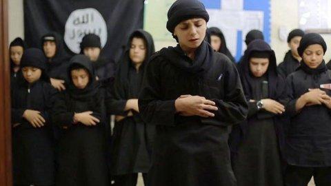 IŞiD'in terör yetimhaneleri