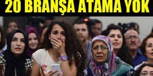 Atama bekleyen öğretmenlere kötü haber