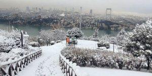 İstanbul donacak!