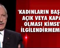 CHP lideri: Ailenin yaşadığı acıları paylaştık