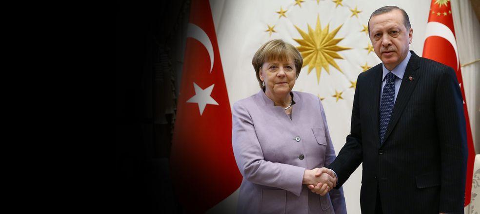 Merkel, soğuk rüzgârlar estirdi