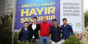 CHP'li belediyenin aşevi afişine de inceleme