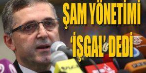 Suriye'den flaş Türkiye açıklaması