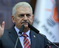 Başbakan: Amerika, Türkiye'ye gizli ambargo uyguluyor