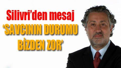 Murat Sabuncu'ya telefon ışığında muayene