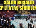 'Evetçilerin' toplantısında AKP'lilere tepki