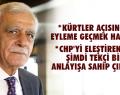 '7 Haziran sonrası süreci Erdoğan bitirdi'