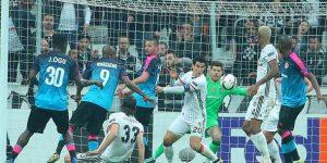 UEFA Avrupa'ya Kartal pençesi
