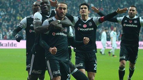 Beşiktaş Avrupa'da tur peşinde.