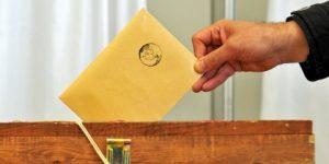 Adil seçim için Meclis göreve