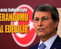 MHP'li Halaçoğlu'ndan müthiş iddia