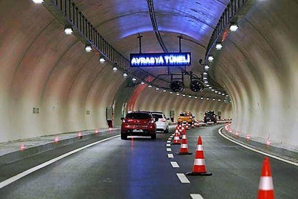 Avrasya Tüneli'nin iki aylık zararı: 34 milyon lira!