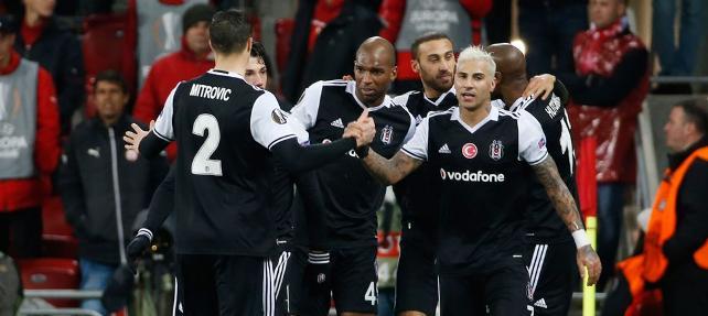 Beşiktaş işi İsrail'de bitirdi