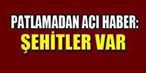 Diyarbakır – Mardin karayolunda patlama