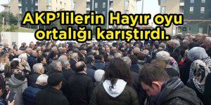 Sarıyer Belediye Meclisinde AKP Şoku! – VİDEO