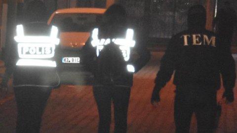 260 kişi gözaltına alındı!