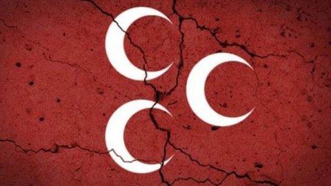MHP'de bir deprem daha: İstifalar bitmiyor