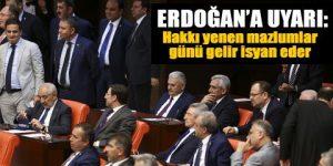 '100'den fazla AKP'li vekil HAYIR diyecek'
