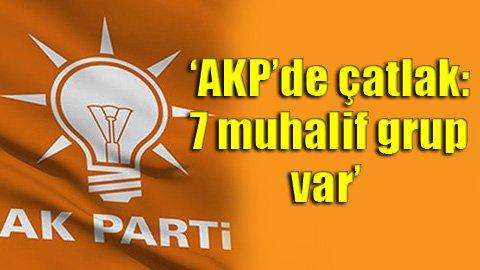 AKP ile ilgili çok konuşulacak kulis!