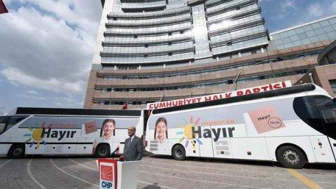 İşte CHP'nin logo ve sloganı