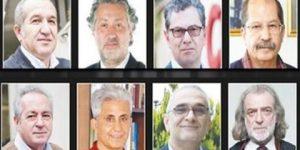 Eşlerden tepki: Onlar gazeteci terörist değil