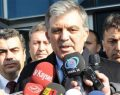 Abdullah Gül sessizliğini bozdu
