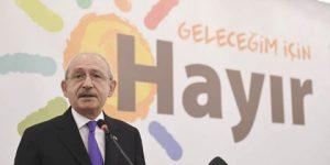 CHP lideri: Bu memleket hepimizin.