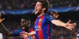 Barcelona'dan tarihi geri dönüş: 6-1